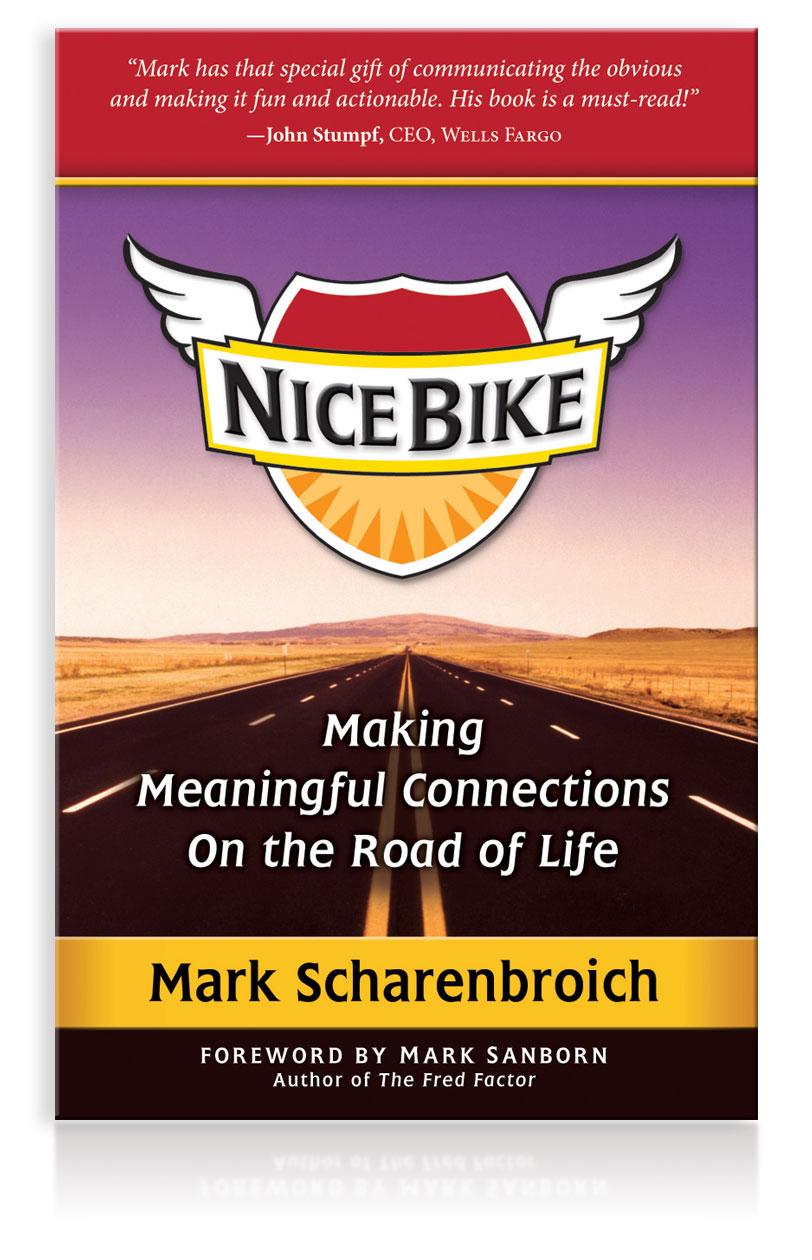 Nice Bike book cover