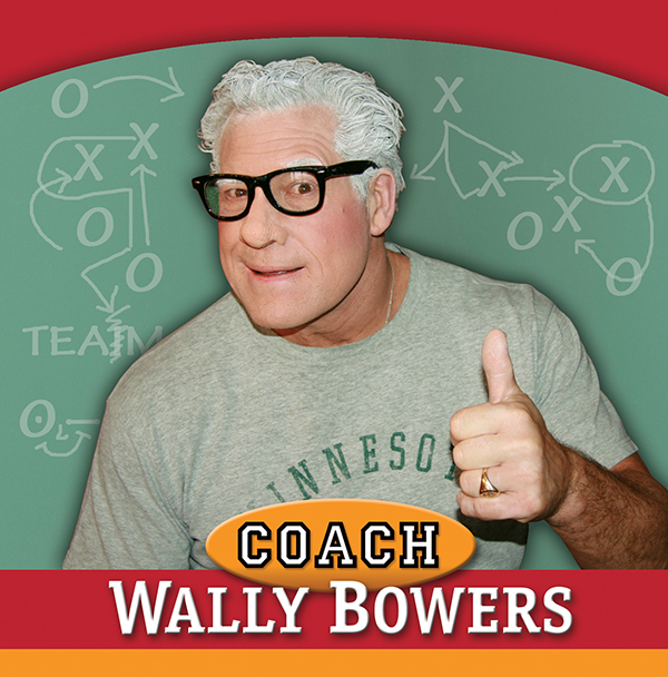 Mark Scharenbroich as Coach Wally Bowers