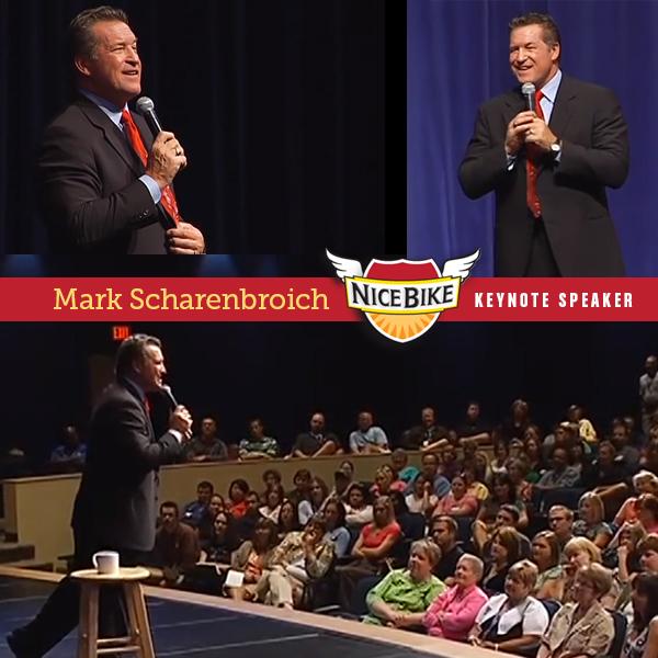 Mark Scharenbroich - Education Motivational Speaker