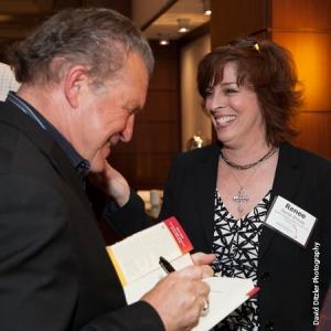 Award-winning Author and Hall of Fame Keynote Speaker, Mark Scharenbroich
